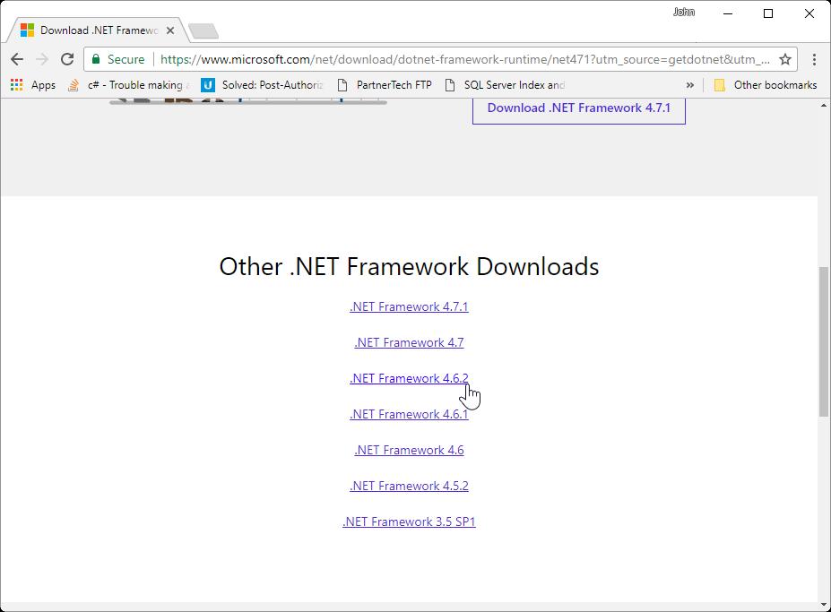 net framework 4 sp1 download
