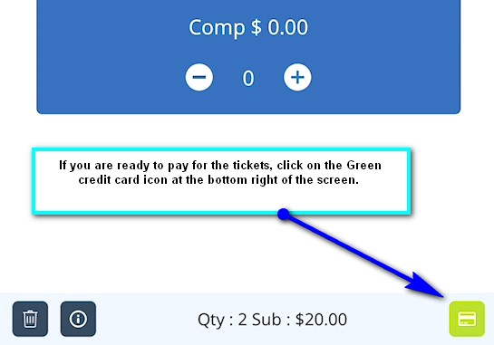 Scanning and Selling Tickets with AgileTIX Application – Agile