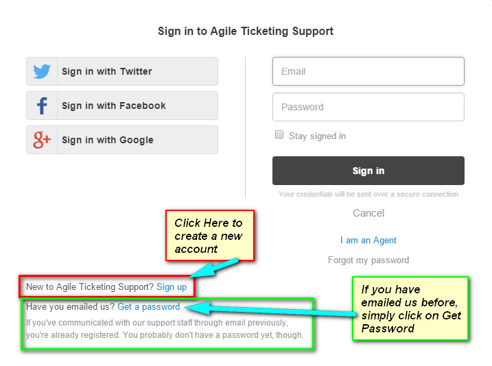 Creating your Agile Ticketing Solutions ZenDesk Support