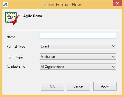 creating a ticket format agile ticketing solutions